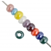 Ponybead 6/0 Multi Mix Opaque Luster